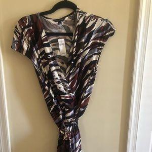 NWT - Banana Republic Tie Dress